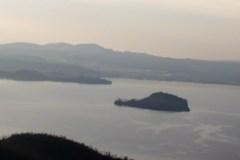 Montefiascone -  isola Martana