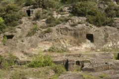 Blera - necropoli