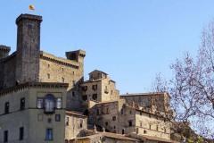 Bolsena - borgo e castello