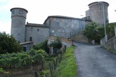 Canepina - castello Anguillara