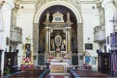 Caprarola - chiesa Madonna della consolazione