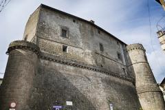 Fabrica di Roma - la rocca