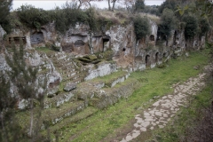 Fabrica di Roma - necropoli di Falerii Novi