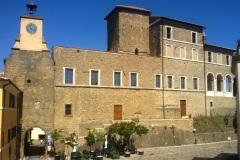 Ischia di castro - Palazzo Farnese