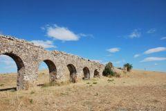 Monte Romano - le arcatelle