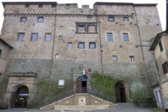 Onano - palazzo Madama