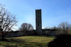 Soriano nel Cimino - Chia - torre di Pasolini