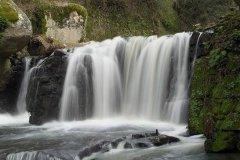 Soriano nel Cimino - cascate torrente Castello