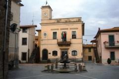 Villa San Giovanni in Tuscia - palazzo comunale