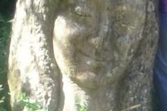 Vitorchiano - valle delle sculture