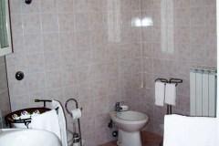 x) il bagno