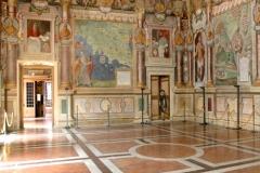 palazzo del Comune - sala regia