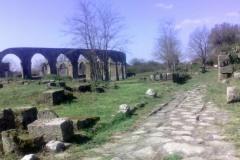 Ferento - strada romana